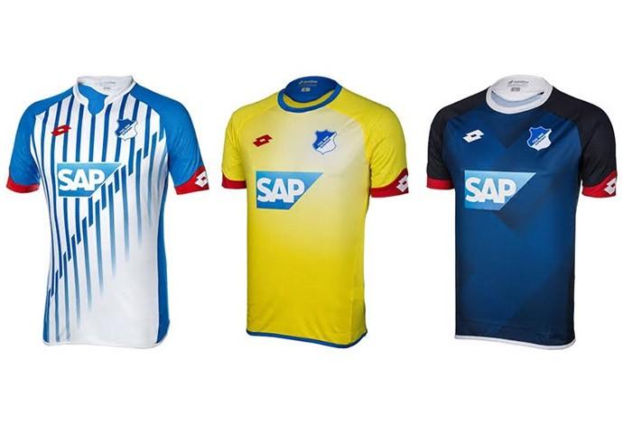Camisas alemão - hoffen