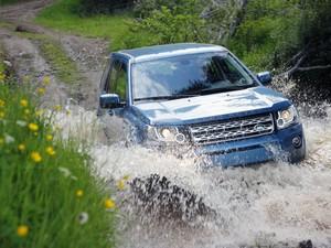 Versão 2013 do Land Rover Freelander 2  (Foto: Divulgação)