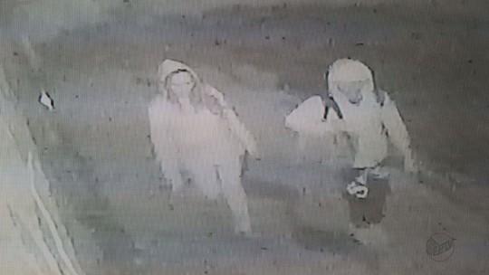 Polícia Civil investiga se casal que aparece em vídeo abandonou bebê recém-nascido
