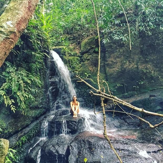 Thaila Ayala em foto no Instagram (Foto: reprodução/instagram)