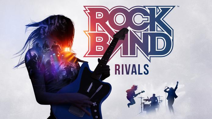 Entenda o que muda e as novidades em Rock Band Rivals (Foto: Divulgação/Harmonix)