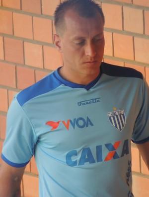 Marquinhos irá ficar em Florianópolis para descansar e ir a julgamento (Foto: Marcelo Silva / globoesporte.com)