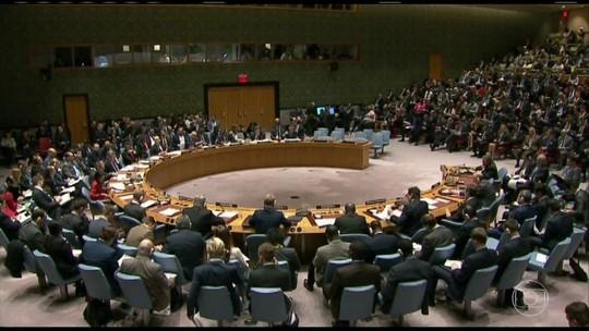 ONU faz reunião de emergência para discutir bombardeio dos EUA à Síria