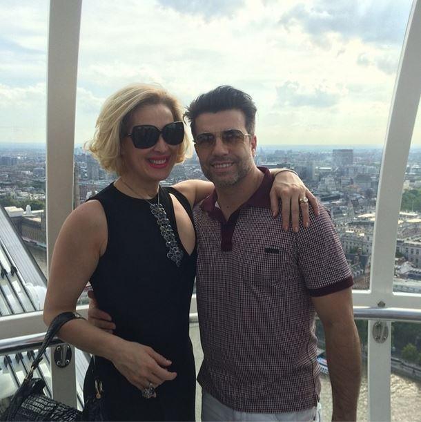 Claudia raia com namorado Jarbas Homem de Mello (Foto: Instagram/Reprodução)