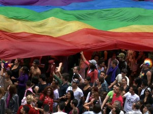 Parada Gay de Macaé (Foto: Celício Aguiar/Divulgação)