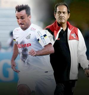 """Muricy recorda broncas em Thiago Ribeiro: """"Às vezes, era desligado"""""""