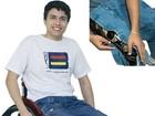 Fisioterapeuta cria roupas e abre loja virtual para pessoas com deficiência