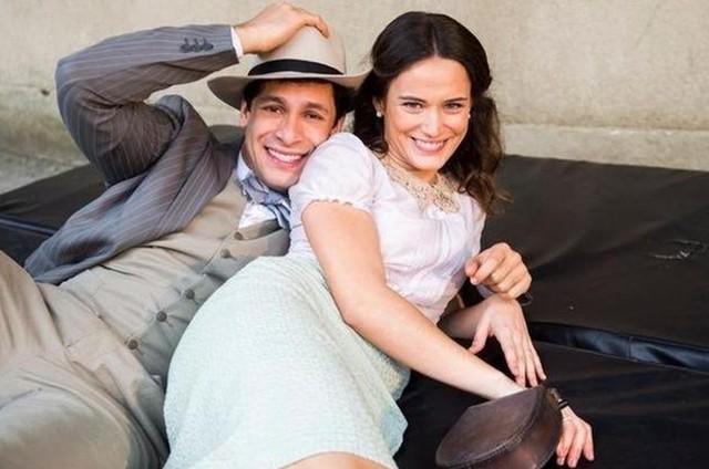Rainer Cadete e Bianca Bin (Foto: João Miguel Júnior/TV Globo)