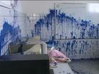 Escola cancela aulas após vandalismo e ameaça à diretora na Paraíba