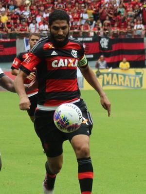 Riascos Wallace Flamengo Vasco (Foto: Carlos Gregório Jr/Vasco.com.br)