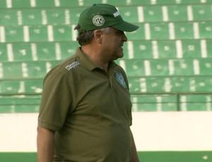 Vagner Benazzi, técnico do Guarani (Foto: Carlos Velardi/ EPTV)
