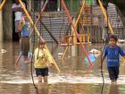 Chuva na região Sul do Brasil deixa oito mil pessoas fora de casa