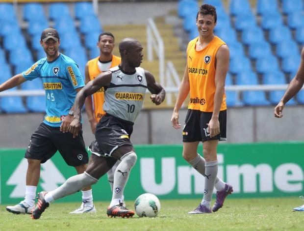 40b1b1bedf Seedorf treino Botafogo (Foto  Cezar Loureiro   Agência o Globo)