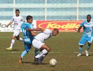 Penapolense 2 x 1 Marília - Copa Paulista (Foto: Silas Reche/Penapolense)