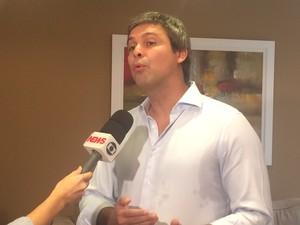 Lindberg quer arquivar investigação da Lava Jato (Foto: Matheus Rodrigues/ G1)