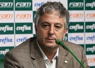 Paulo Nobre Palmeiras (Foto: César Greco / Ag. Palmeiras / Divulgação)