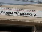 Remédios de alto custo estão em falta nas farmácias da prefeitura de Bauru