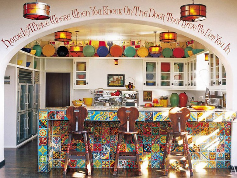 Famosos mostram bom gosto até na hora de decorar a cozinha veja fotos  Casa # Decorar Cozinha Gnt