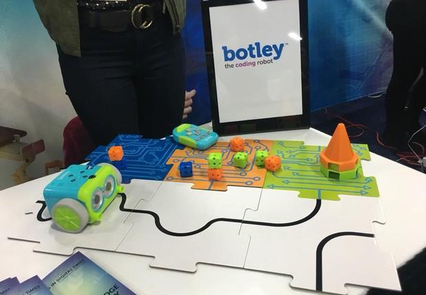 Brinquedo criado pela Botley (Foto: Natasha de Caiado Castro)