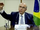 Ministro da Fazenda comenta reajuste salarial, dívida dos estados e inflação