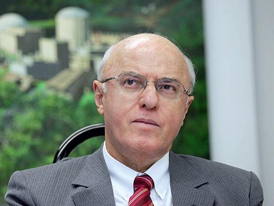 Othon Pinheiro, preso na Lava Jato (Foto: Alaor Filho/Estadão Conteúdo)