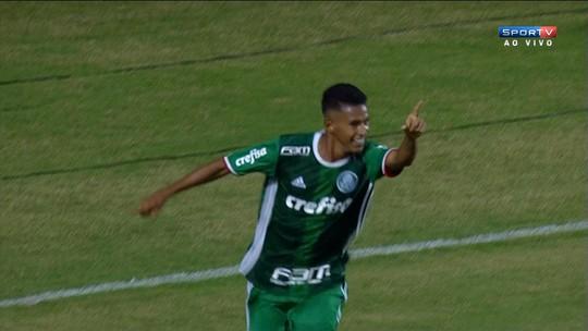 Palmeiras vence Criciúma e avança às quartas da Copa do Brasil Sub-20