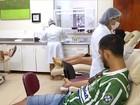 Grupo se reúne para fazer doação de sangue coletiva em Palmas