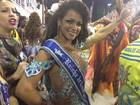 Rainha do Carnaval 2015, Clara Paixão é vítima do zika vírus no Rio