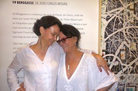 Júlia Lemmertz e Clarisse Abujamra (Foto: Divulgação)