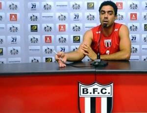 André Dias, atacante (Foto: Divulgação / Assessoria BFC)