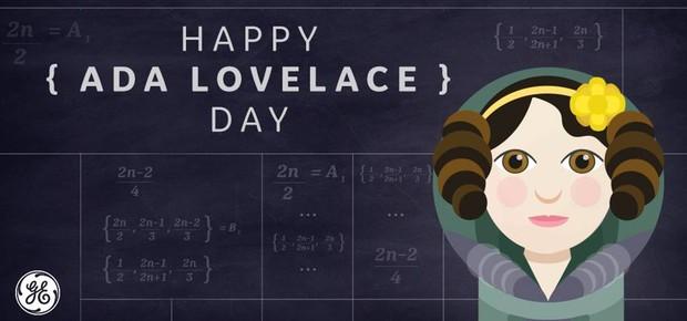Feliz dia da Ada Lovelace! (Foto: GE)