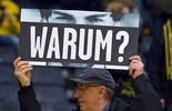 """""""Por quê?"""" Com Hummels vaiado, Dortmund goleia e sonha com título  (AFP)"""