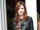 Veja as famosas que apostam nos tons de vermelho para colorir os cabelos