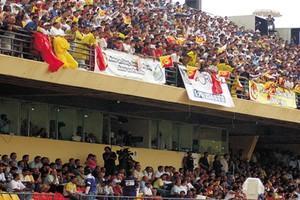 Torcida Atlético Sorocaba estádio Walter Ribeiro CIC (Foto: Divulgação / Atlético Sorocaba)