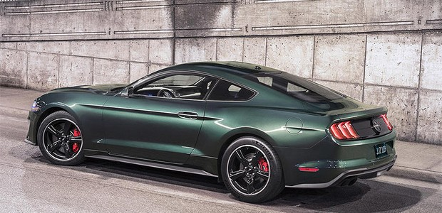 Ford Mustang Bullit 218 (Foto: Ford)