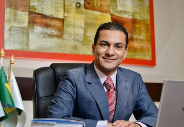 Marcos Pereira, ex-presidente nacional do PRB e atual ministro da Indústria e Comércio (Foto: Douglas Gomes/Divulgação/PRB)