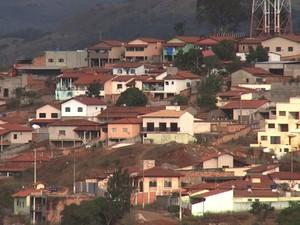 Eventos foram cancelados por falta de água em Pará de Minas (Foto: Reprodução/TV Integração)