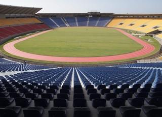 Estádio Casteláo, em São Luís-MA, modernizado será reaberto em setembro de 2012 (Foto: De Jesus/O Estado)