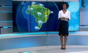 Veja a previsão do tempo para sexta-feira (29) nas capitais do Brasil
