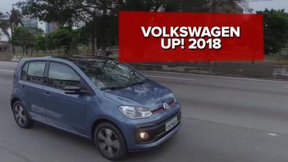 G1 andou no Volkswagen Up! 2018
