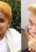 Especialistas falam dos riscos de crianças descolorirem os cabelos