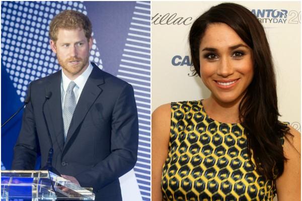 Amiga coloca fogo nos rumores sobre possível casamento entre o Príncipe Harry e Megan Markle (Foto: Getty Images)
