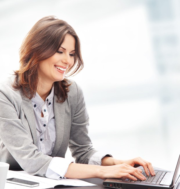 mulher_trabalhando_trabalho (Foto: Shutterstock)