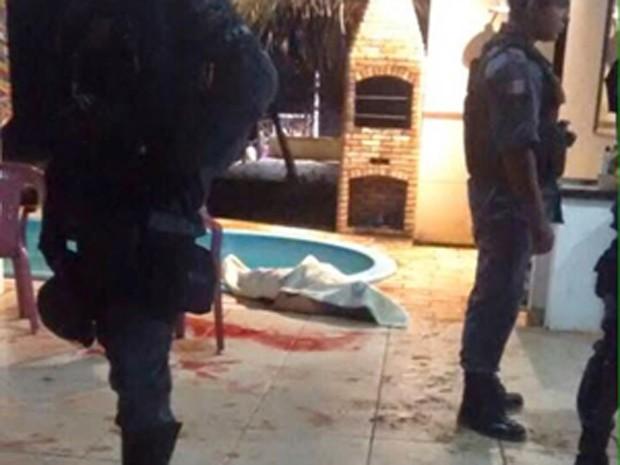 Quatro pessoas são mortas durante assalto em Panaquatira (Foto: Divulgação/SSPMA)