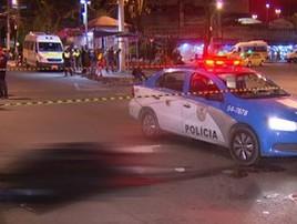 RJ: corpo achado na Z. Sul é de braço-direito do traficante 'Nem' (Reprodução / TV Globo)