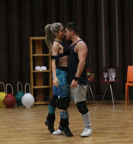 dança dos famosos (Isabella Pinheiro/Gshow)