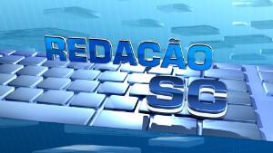 Redação SC 300 (Foto: Divulgação/RBS TV)