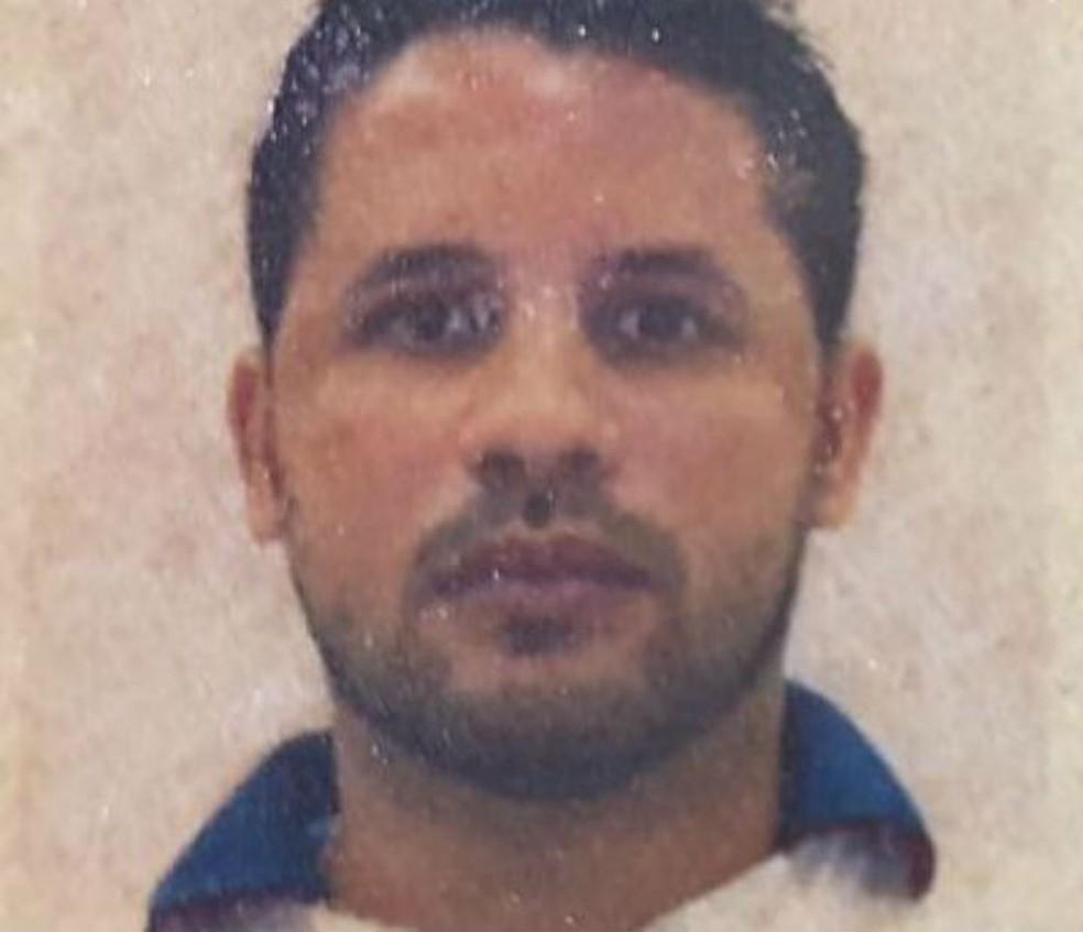 Conselheiro tutelar Eric Damasceno dos Santos (Foto: Divulgação/Polícia Civil)