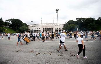 "Jornalista defende que Santos atue no Pacaembu para deixar de ser ""médio"""