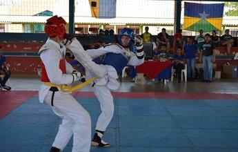 Atleta de projeto social é destaque em edição do Estadual de Taekwondo